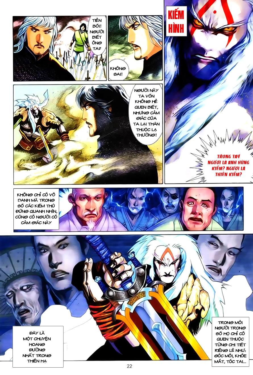 Phong Vân chap 410 Trang 22