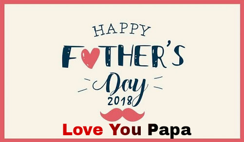 Father's day  SMS 2018