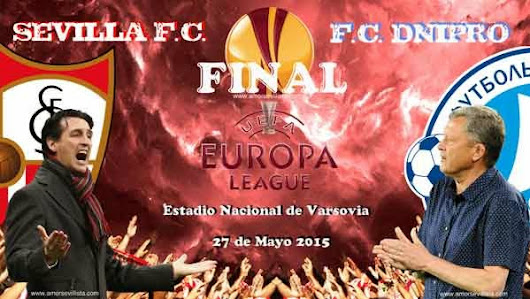 Final Europa League - Varsovia 2015