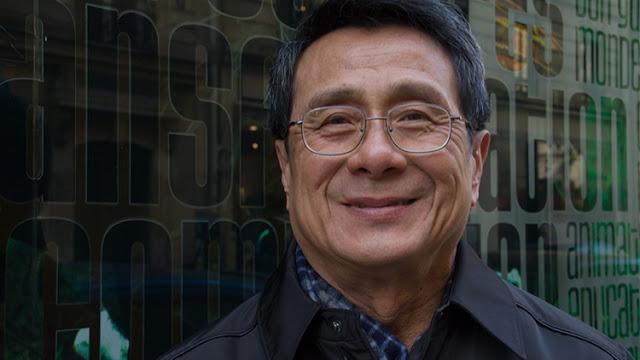 M. Thun Saray, président de l'Association pour les droits de l'homme et le développement. Photo CCFD-Terre Solidaire