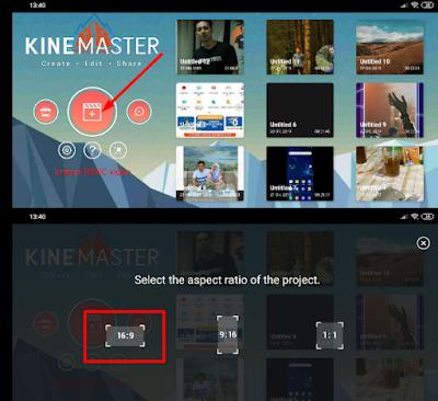 Cara Membuat Video Reverse / Berjalan Mundur Di Kinemaster Android