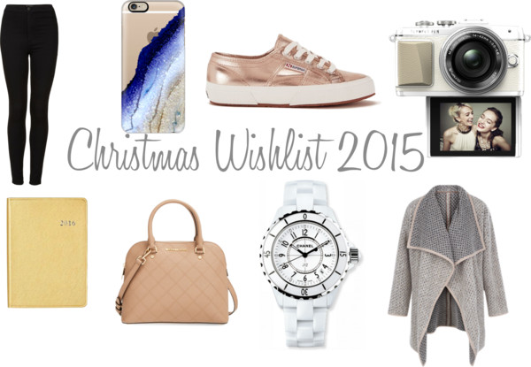 Lifestyle | My Christmas Wishlist 2015