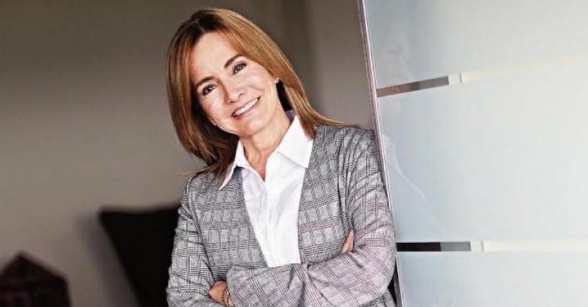 Los peruanos no somos perdedores, siempre luchamos (Marilú Martens Cortés)