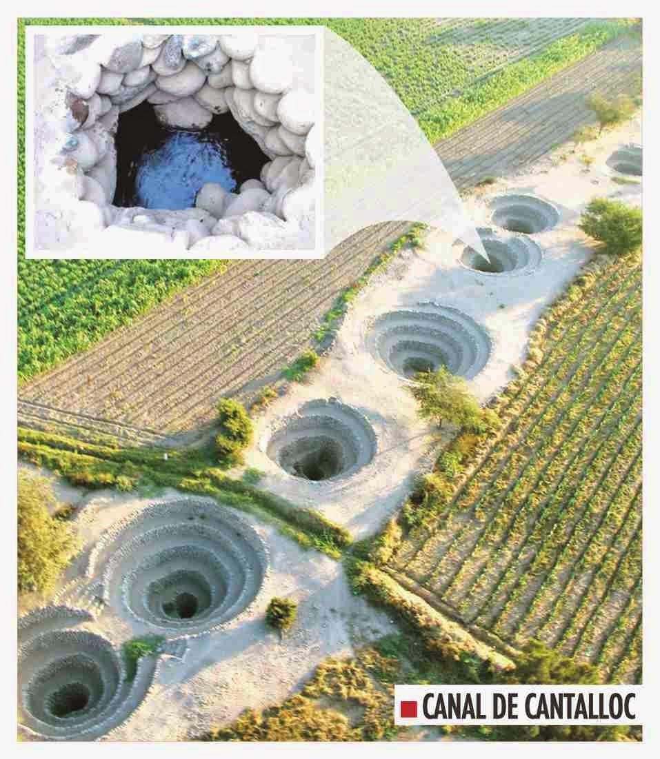 Civilización Inca Economía Y Tecnología Agrícola Incaica