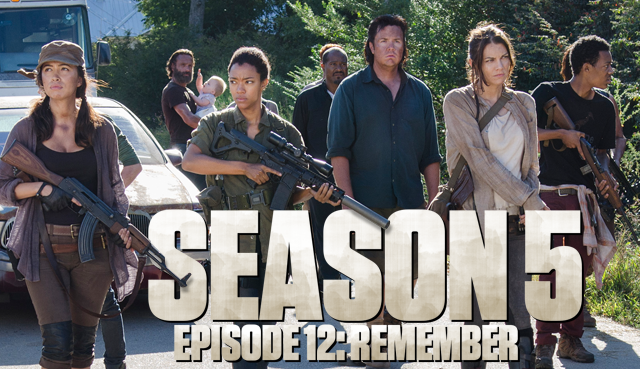 the walking dead season 5 episode 12 vidcav