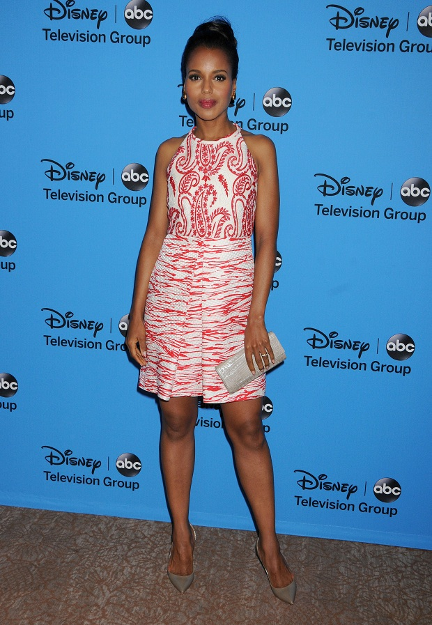 Kerry Washington at the Disney & ABC's 2013 Summer TCA Party