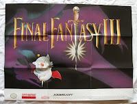 Final Fantasy VI - Poster lado 1