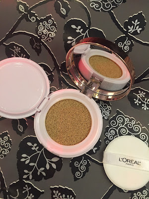 Marilina B Makeup L'Oreal Lumi cushion