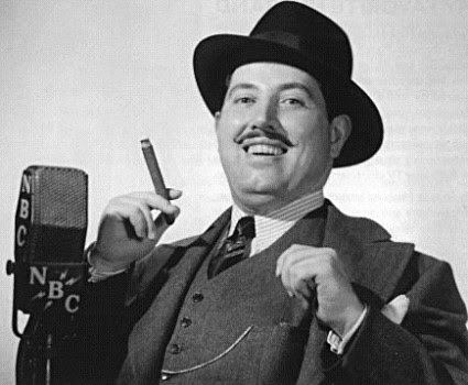 Harold Peary as Gildersleeve, 31 August 1941 worldwartwo.filminspector.com
