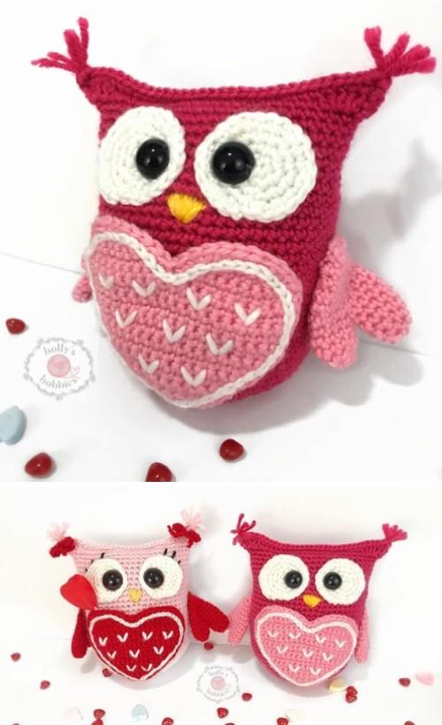 Owl Always - Free Pattern
