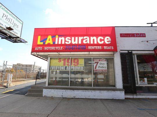 LA Insurance 7 Day Policy