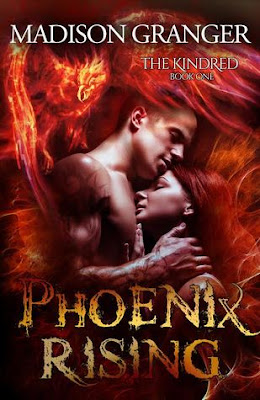 Phoenix Rising The Kindred by Madison Granger