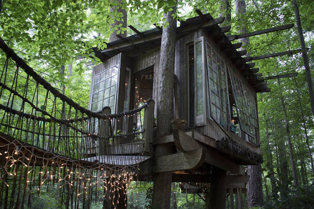 Atlanta treehouse