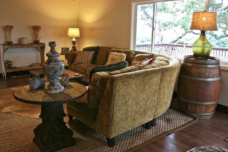 Vignette Design A Wine Country Vacation Rental Part Three