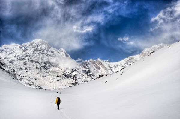 Annapurna Base Camp Trek 2019