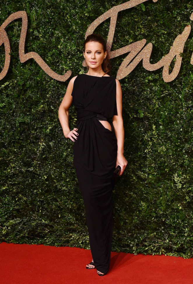 Kate Beckinsale – British Fashion Awards 2015 in London
