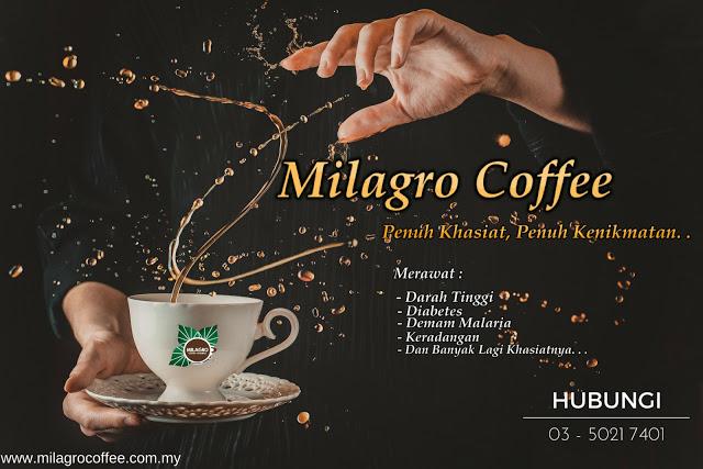 kelebihan milagro coffee