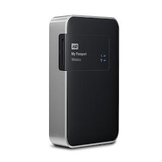 Western Digital My Passport Wireless