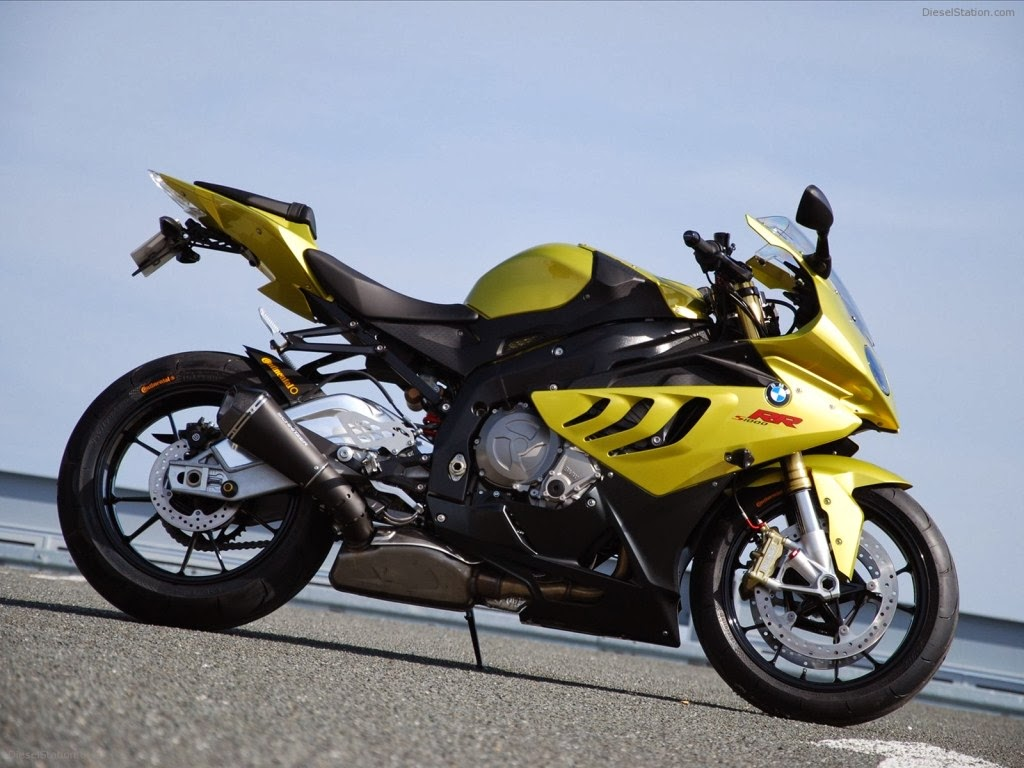 Bmw S1000rr Hp4 Bmw Bike Wallpapers: 2014 BMW S1000RR HP4 Bike Pictures