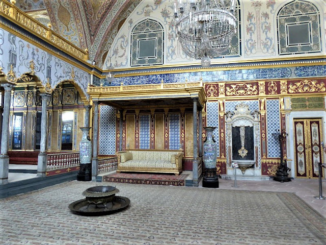 residenza queen mother harem topkapi
