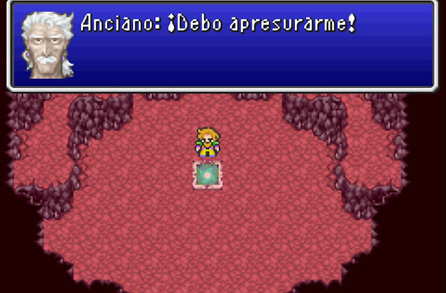 Final Fantasy V Advance - Español - Captura 4