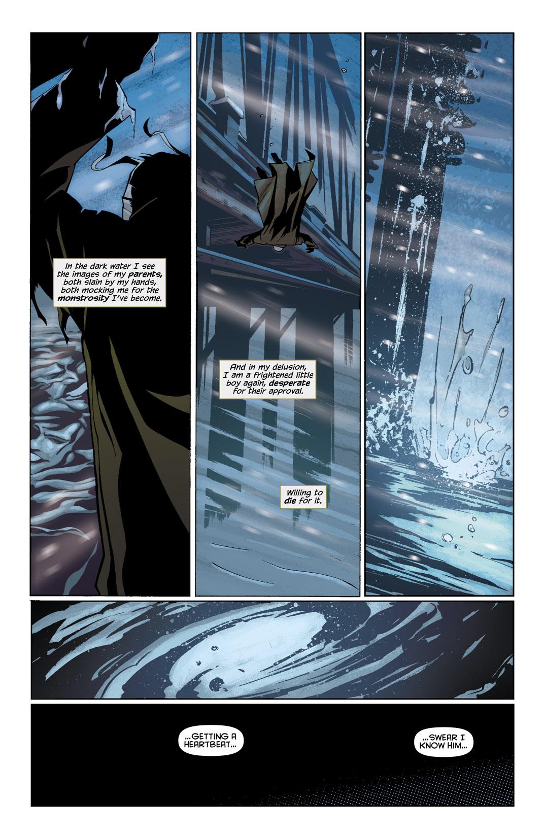 Detective Comics (1937) 852 Page 3