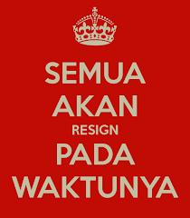 lima hal yang membuat resign secepatnya