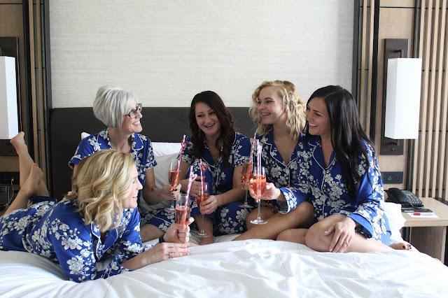 Beadhead PJs, Matching Girls Trip Pajamas