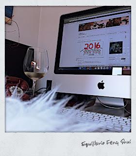 Mi afición, - escribir en mi blog