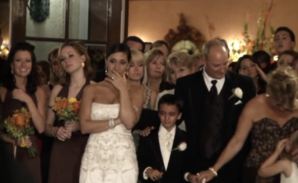 This Groom Kissed Another Woman Right In Front Of His Bride. After A Few Seconds, His Bride Was In Tears!