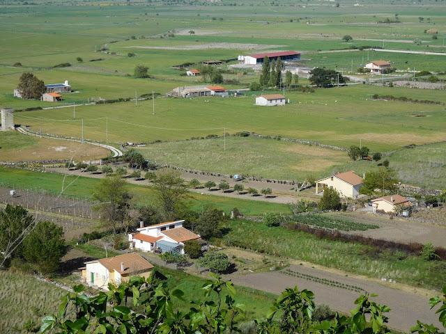 Pianura di Santa Lucia a Rebeccu