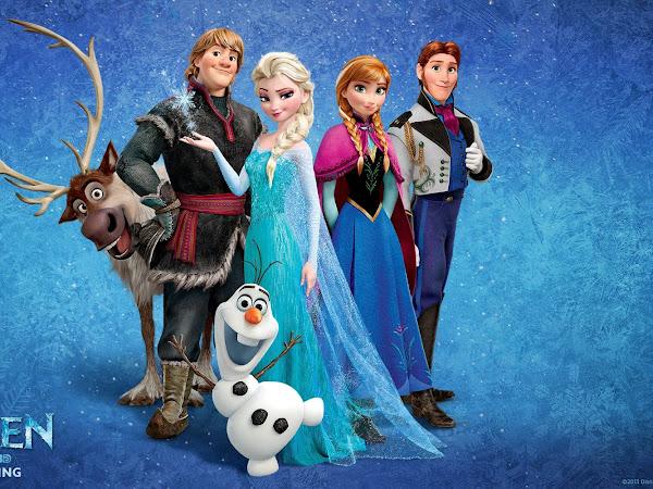 "Cinepipoca: ""Frozen - Uma aventura congelante"""