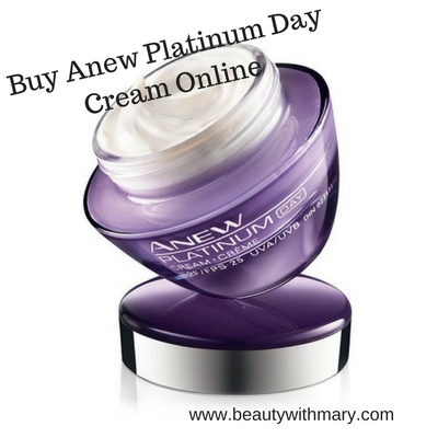 Buy Anew Platinum Day Cream Online
