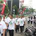 Kota Padangsidimpuan Gelar KPU RUN 2019 Yang Serentak Se Indonesia