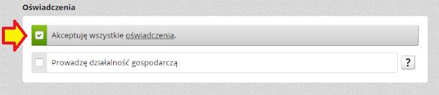 """Wymagane zgody we wniosku o konto w mBanku w promocji """"Lepiej z eKontem - III edycja"""""""