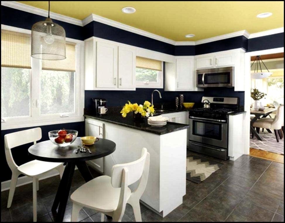 Dapur Minimalis  Mungil Nan Cantik