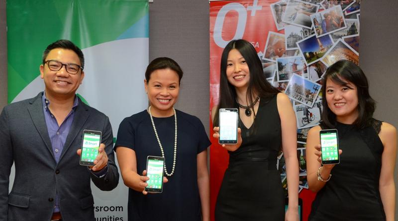 Felyn Ong, Gerard Milan, Kat Luna-Abelarde, Aveline Siy
