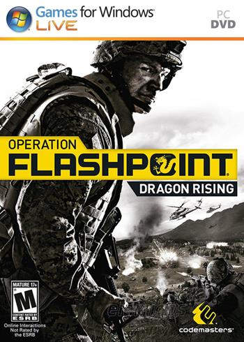 Operation Flashpoint: Dragon Rising (2009) PC Full Español