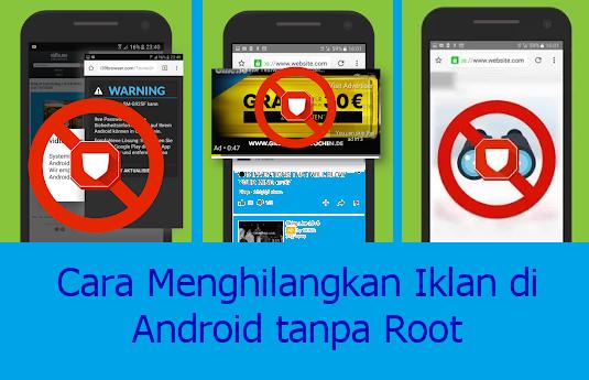 cara mengatasi virus adware di android tanpa root