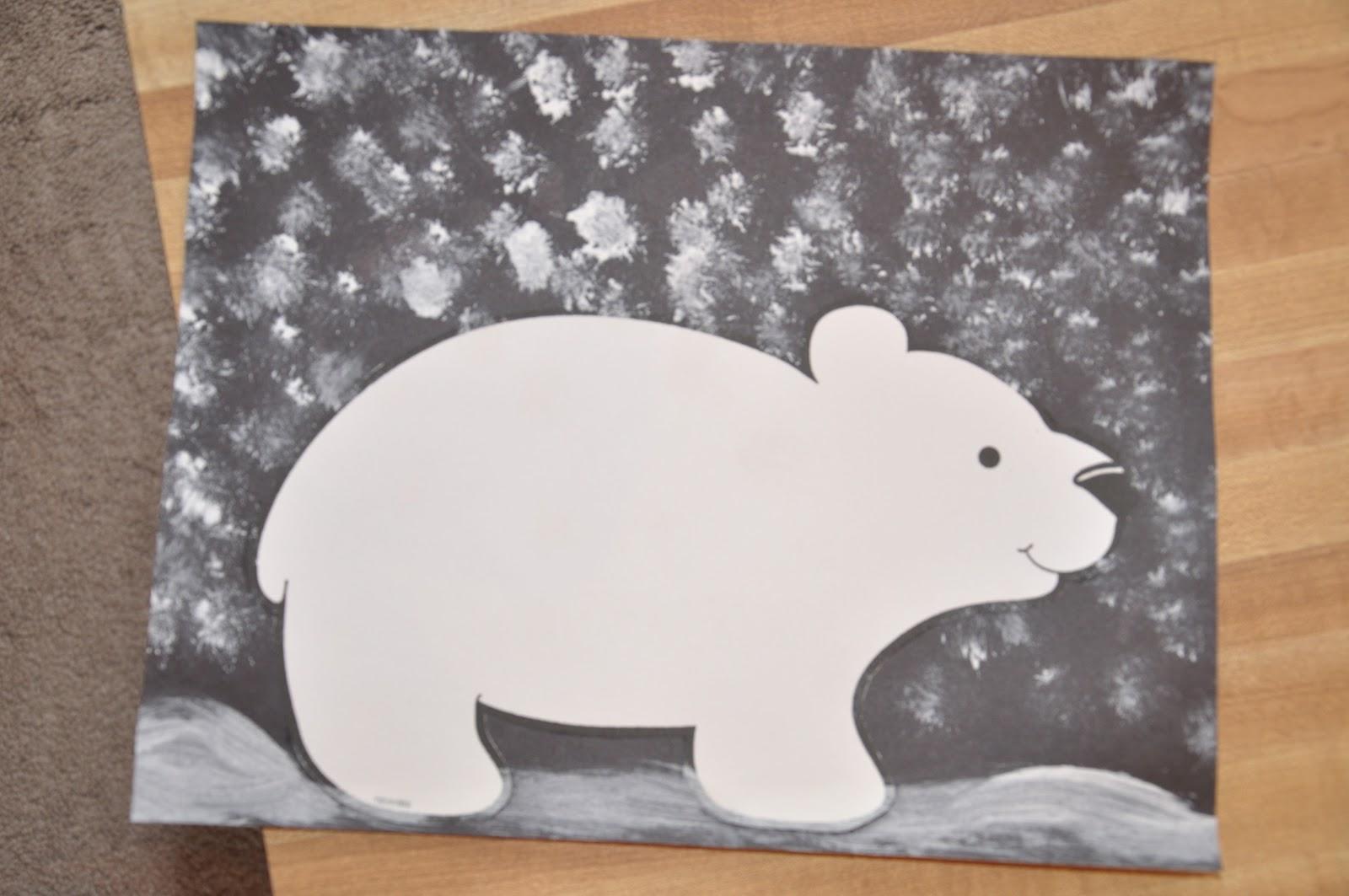 Aunt Tami's House: Polar Bear