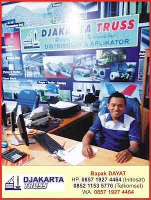 Pusat Penjual Baja Ringan Jakarta yang Murah