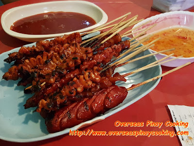 Mang Raul's BBQ Order