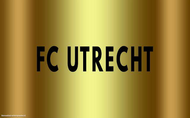 Gouden FC Utrecht wallpaper