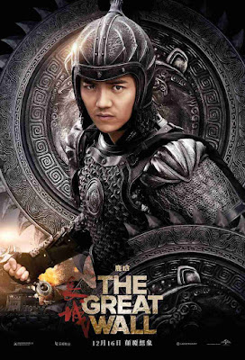 The Great Wall Movie Poster 10