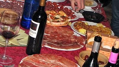 Cata de vinos Hospedería Ballesteros