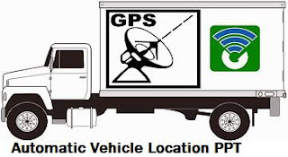 Automatic Vehicle Location PPT seminar report AVL