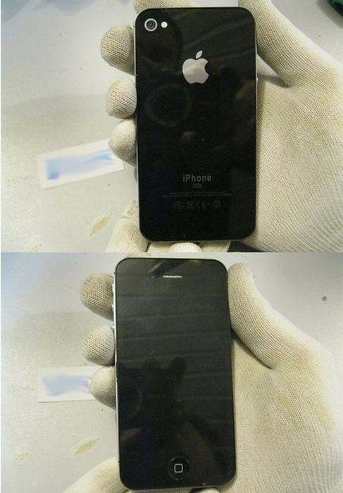 The Most Faked iPhone Ever ~ Damn Cool Pictures