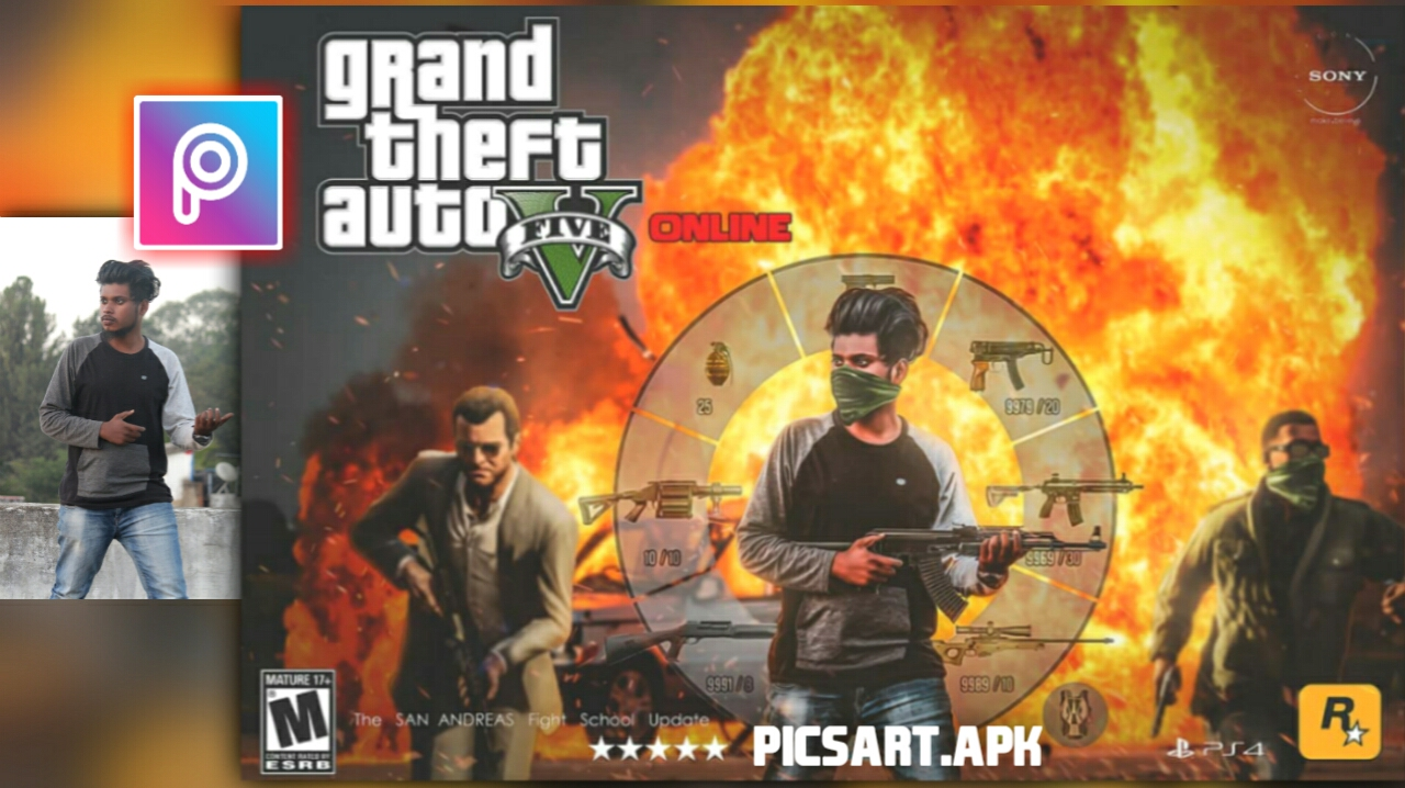 gta v official game for android