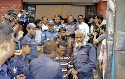 5 Bangladesh militants sentenced to death for killing Japanese