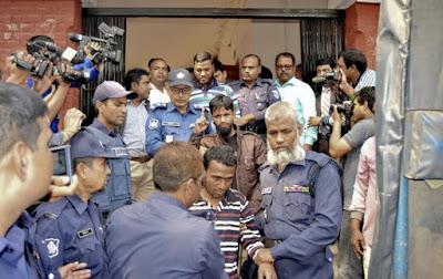 5 Bangladesh militants sentenced to death for killing Japanese